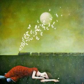 sognare-falene
