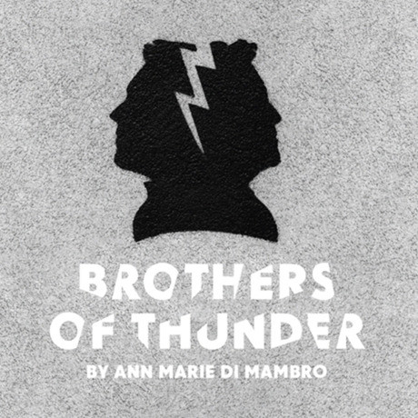 """""""Brothers Of Thunder"""" by Ann Marie Di Mambro - Open House Theatre Company"""