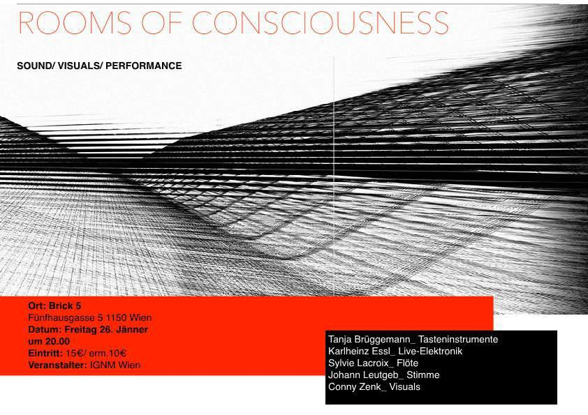Rooms Of Consciousness (Sound / Visuals / Performance)