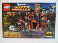LEGO DC UNIVERSE SUPERHEROES SET 6857 THE DYNAMIC DUO ...