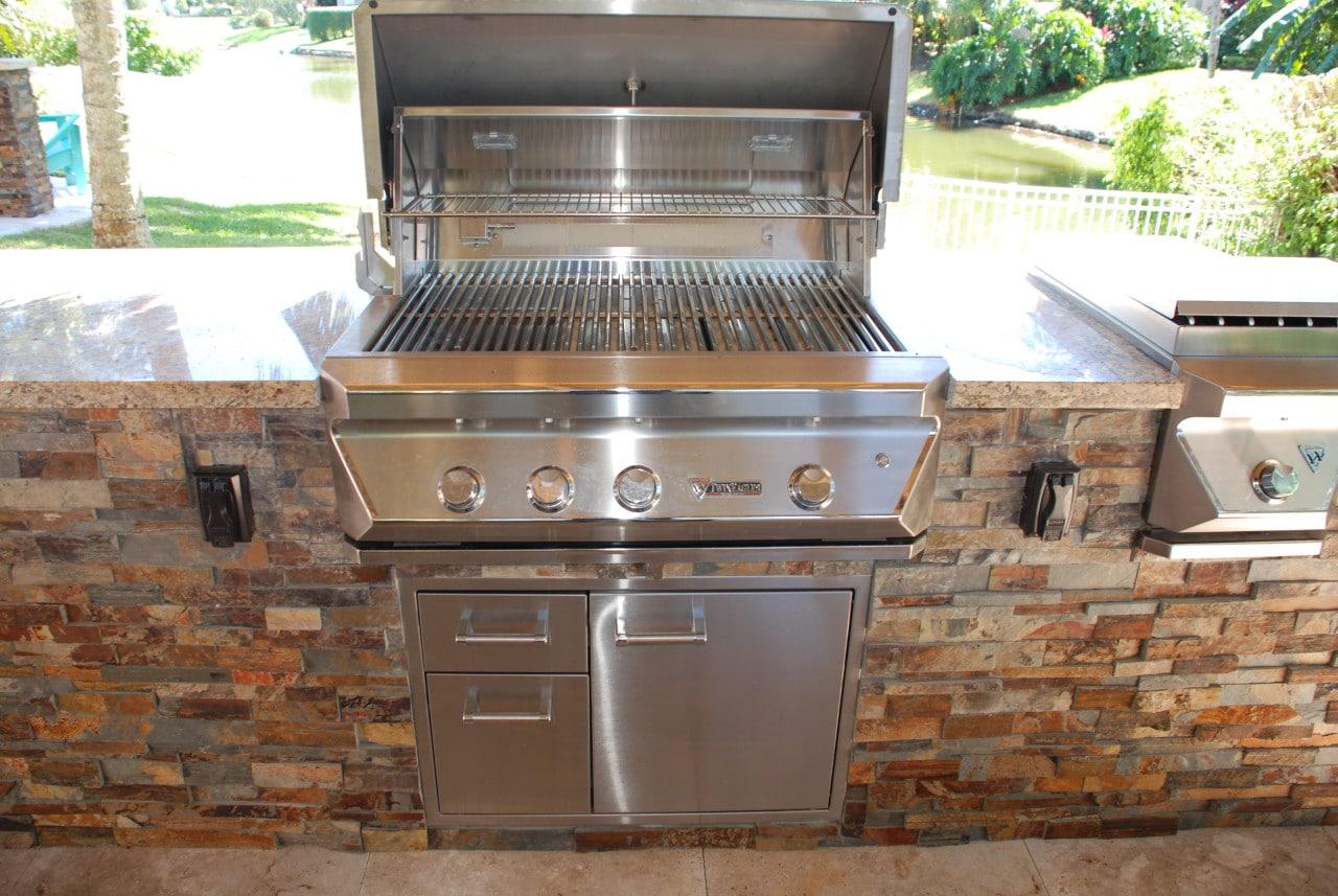 Outdoor Kitchens  Brick America