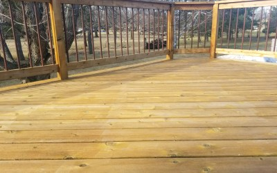 Spring Spruce Up: How to Pressure Wash a Deck in 4 Steps