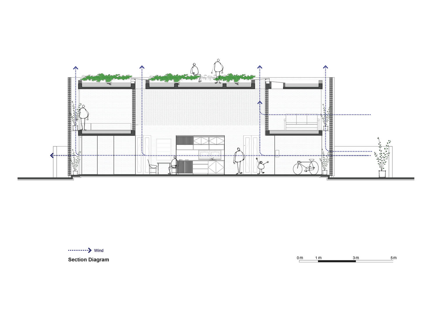 architecture section diagram 2002 chevy cavalier radio wiring termitary house tropical space