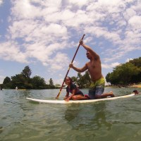 Big Island: A Perfect Paddle Boarding Spot