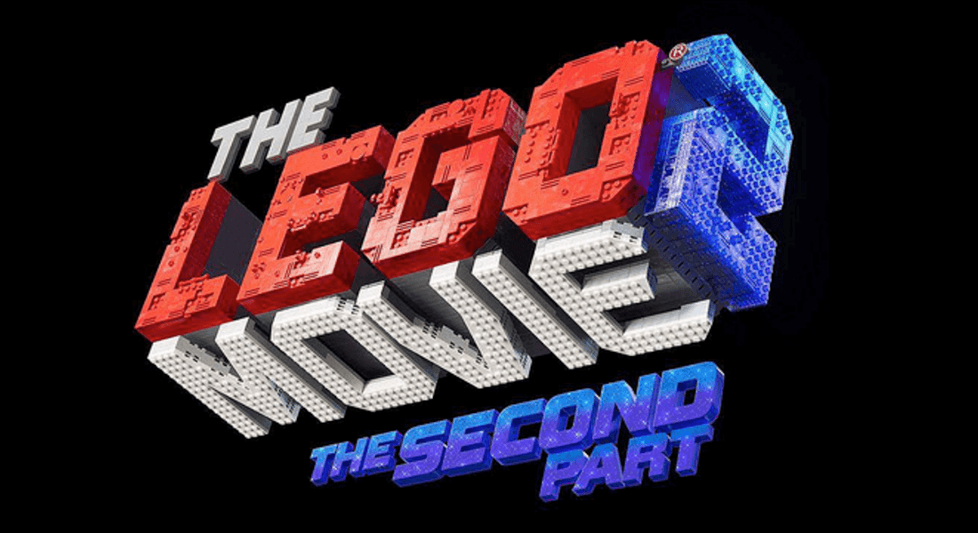 The Lego Movie 2 LEGO英雄傳2 Logo 放出