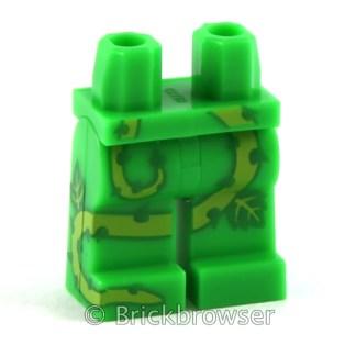 LEGO Minifig Body Lower