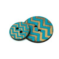 Chevron – Teal
