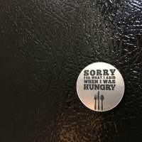 Hangry Magnet