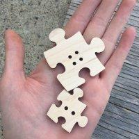 Puzzle Piece Buttons