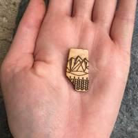 Alberta Crest Magnet