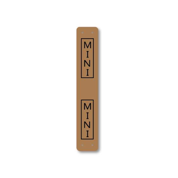 MINI mini fold tag