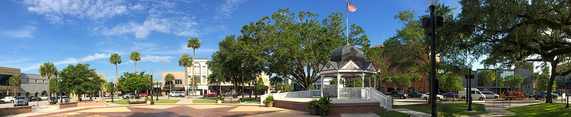Ocala, Florida Downtown - Web Design