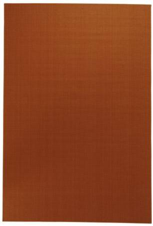 hemmet rug in dark orange $149
