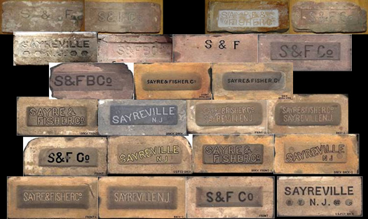 Hudson River  New England Brick Collection and Identifier