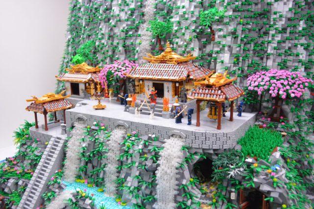 Lego Samurai Code Detail