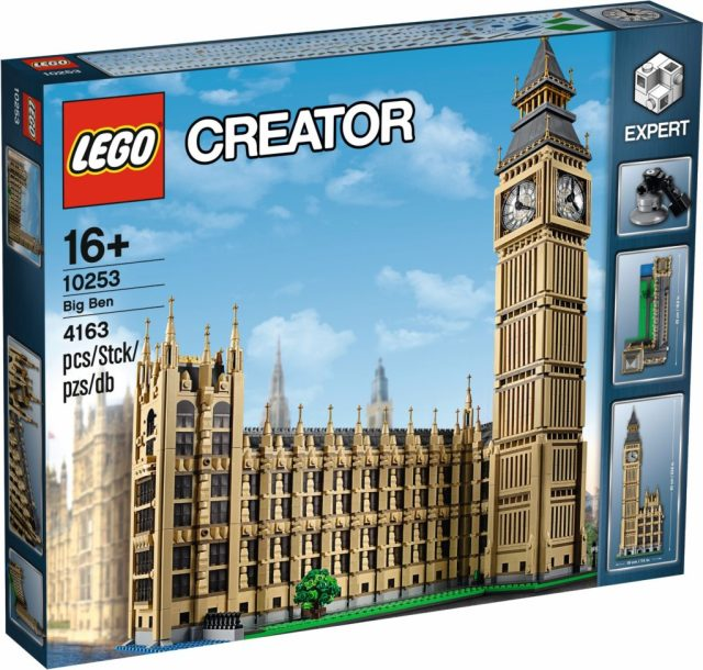 Lego Big Ben Box