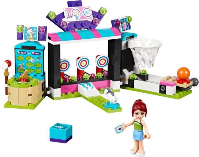 Lego Amusement Park Arcade 41127