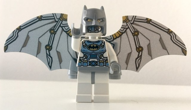 Lego Space Batman