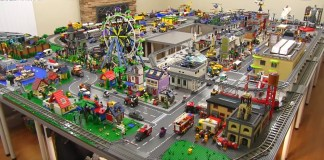 JANGBRICKS Lego City