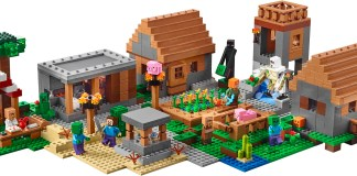 Minecraft 21128 The Village