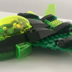 Lego Green Lantern Ship Left