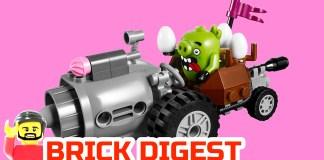 Angry Birds Piggy Car Escape