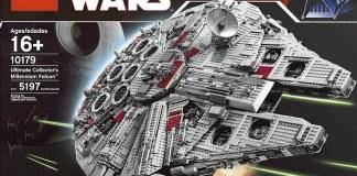 Lego Millennium Falcon 10179