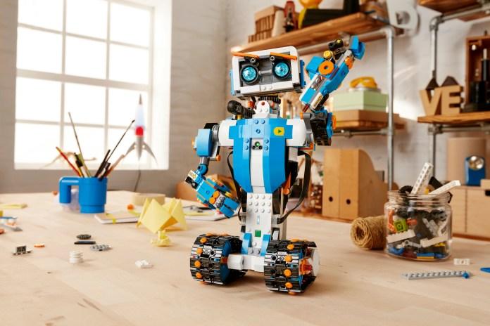 Lego Boost Verne