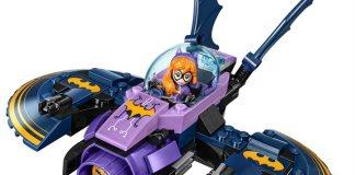 Lego Batjet Chase