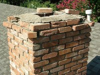 Brick Chimney Repair & Fireplace Restoration - Brick Doctor