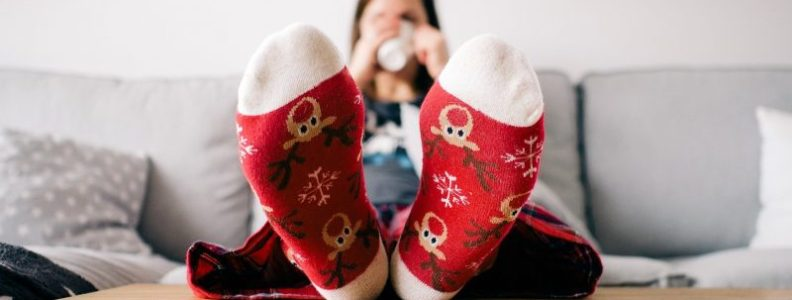 Manage holiday stress
