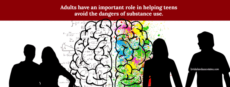 adults can prevent teen substance use