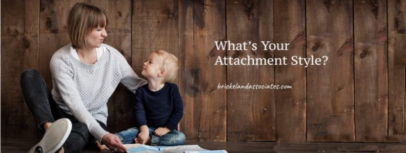 How to Heal Trauma By Understanding Your Attachment Style - Brickel