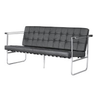 Quilted Sofa | Modern Furniture  Brickell Collection