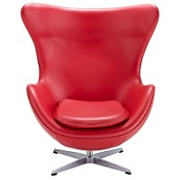 Magnum Leather Chair | Modern Furniture  Brickell Collection
