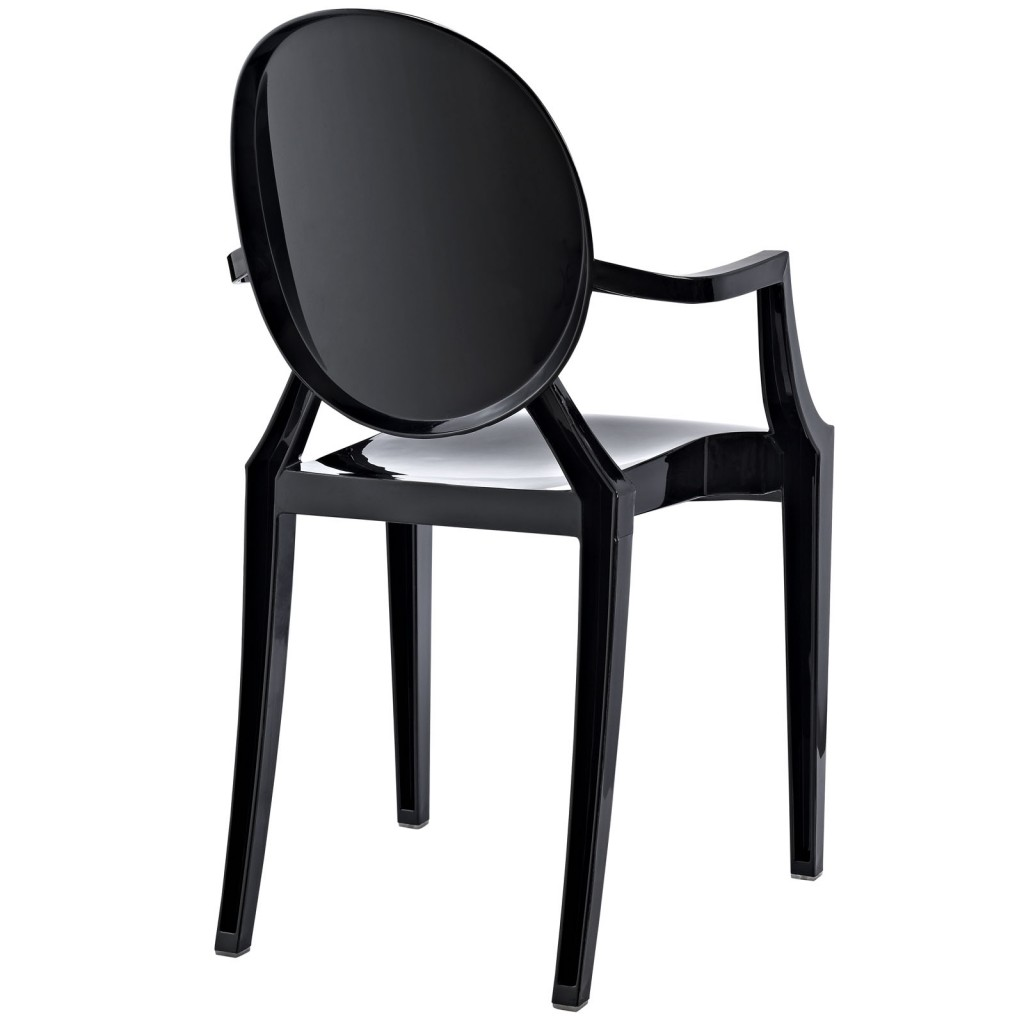 black throne chair adjustable drafting brickell collection  modern furniture store