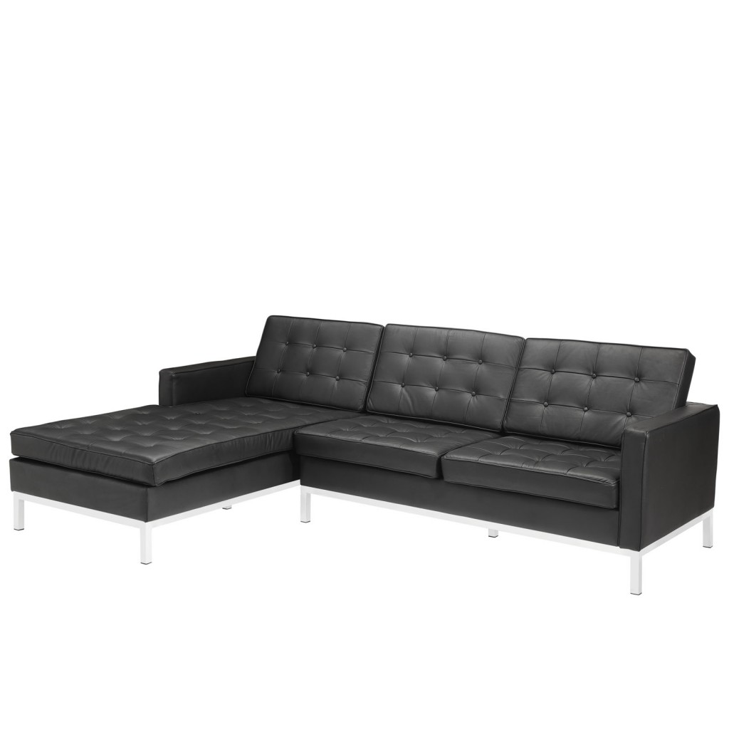 left arm sofa sectional cushions on leather bateman modern furniture