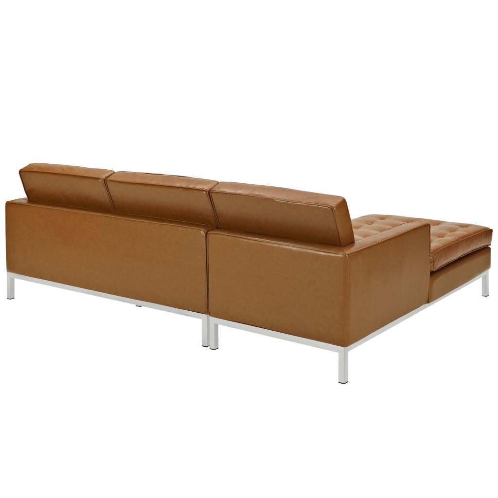 left arm sofa sectional retailers toronto bateman leather modern furniture