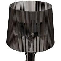 Acrylic Table Lamp Medium | Modern Furniture  Brickell ...