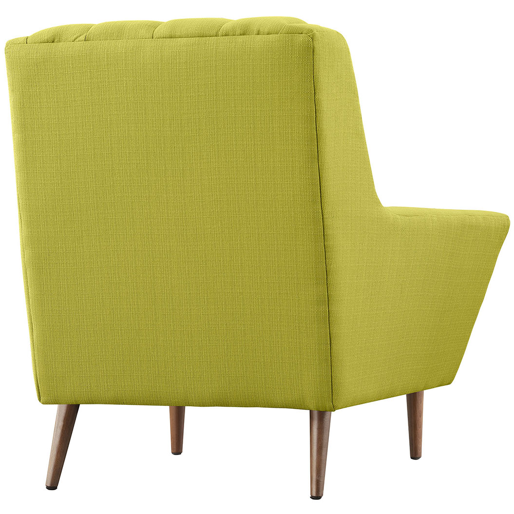 Lime Green Chairs Hued Armchair