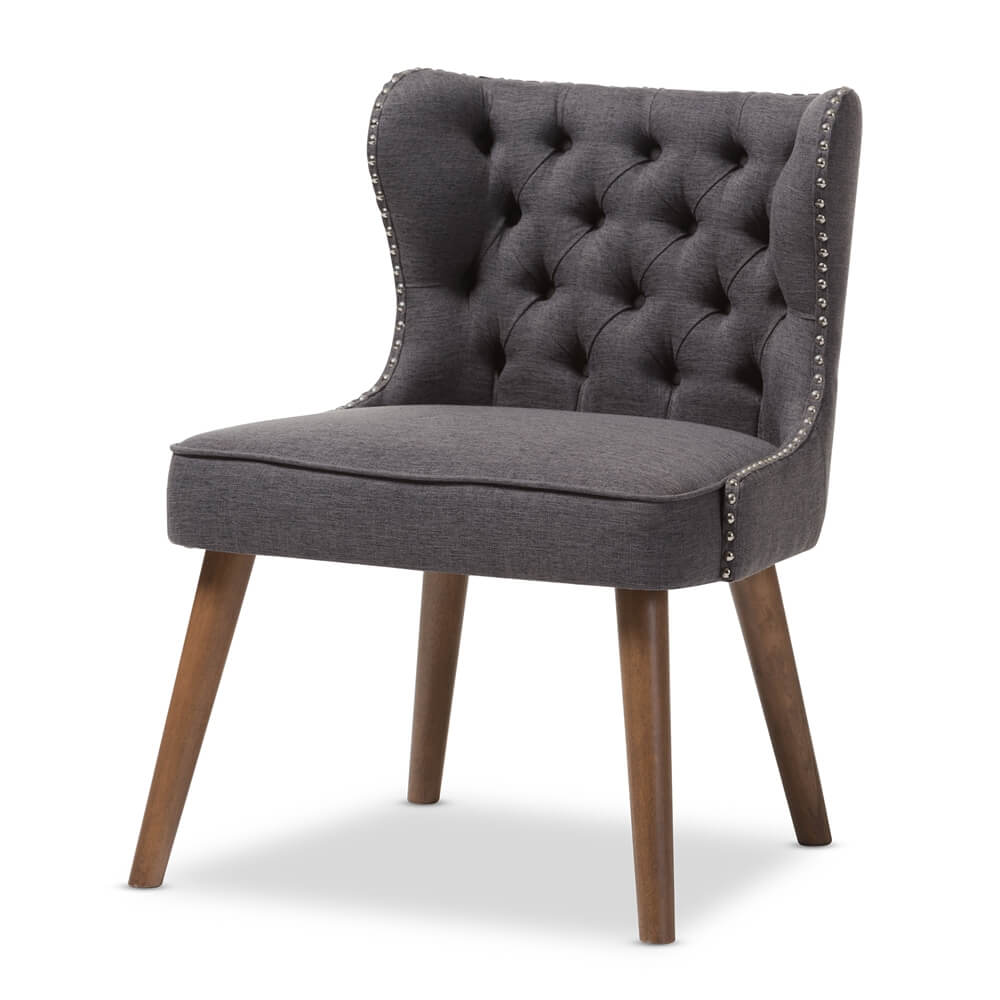 English Breakfast Accent Chair  Modern Furniture
