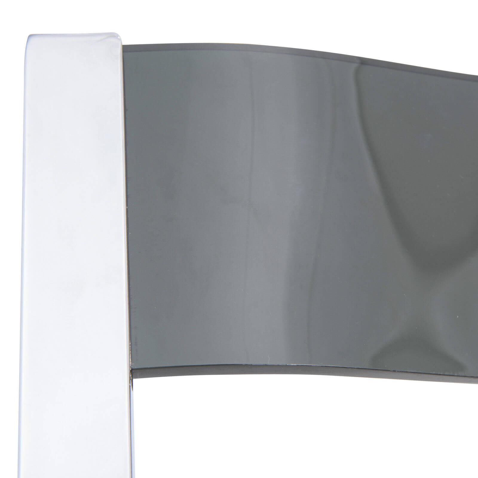 Lucid Clear Folding Chair  Modern Furniture  Brickell