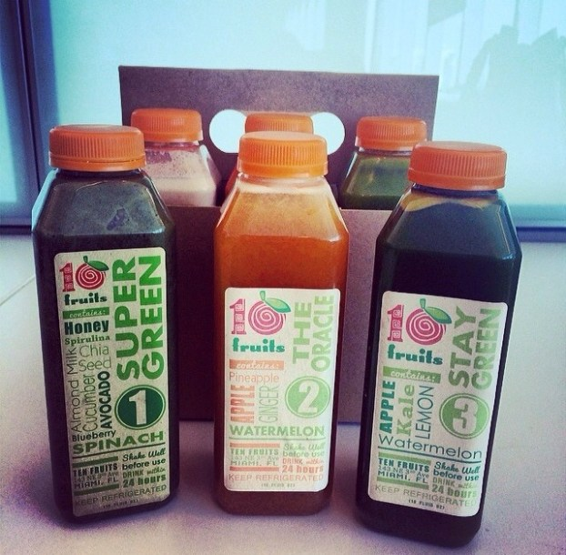 3 Days to Glowing Skin with These 3 Miami Juice Cleanses