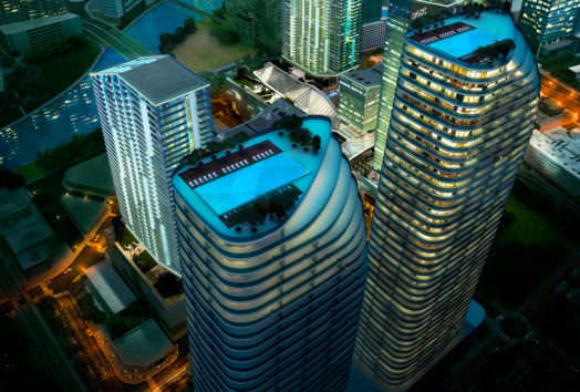 Brickell heights condo in Brickell