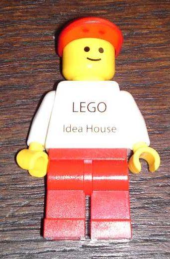LEGO Detailed Listing For LEGO Idea House Minifig Gen042 133 00