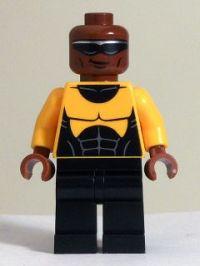 Bricker - LEGO Minifigure - sh104 Power Man