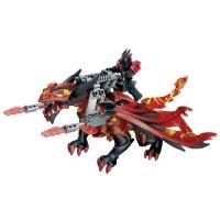 Bricker - Construction Toy by MEGABLOKS 95236 Blaze Jinryu