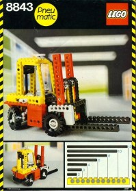 Bricker - Part LEGO - 3711 Technic, Link Chain