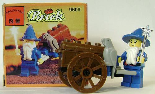 Bricker Construction Toy By ENLIGHTEN Brick 9609