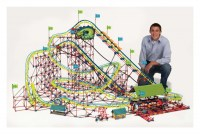 Bricker - Construction Toy by KNex 52242 Son of Serpent ...